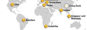 Weltweites Wachstum (ab 2010)