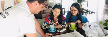 SinaLingua in Shanghai (2006)